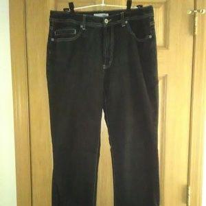 Chico's Platinum Adalone RG Straight Leg Jeans EUC